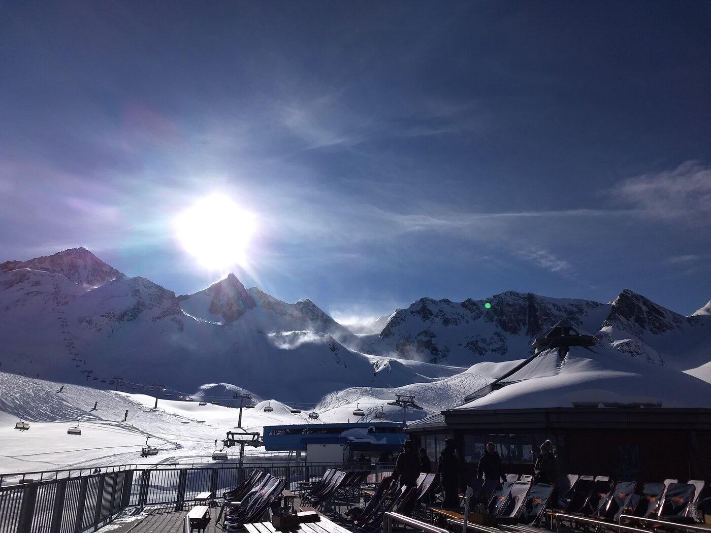 Stubaier Gletscher, Tirol 2019, (c) Riccabona